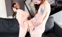 Cockriding Spex Tgirl Doggystyle Pounded
