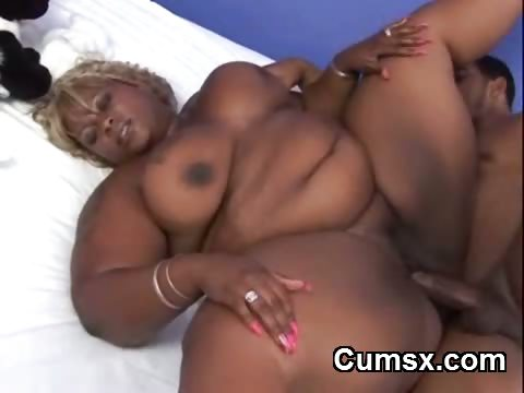 Fat Black Ghetto porno
