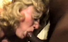 Amateur vintage interracial