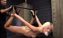 Eliza Gets Spanked and Fucked