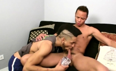 Tiger Le and Calvin Collins Suck Dick