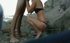 Couple Fucking On Beach