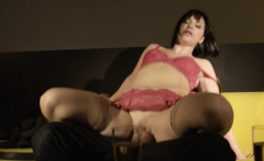 European mature getting assfucked doggystyle