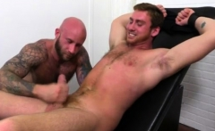 Gay boy finger fucking sex xxx Connor Maguire Jerked & Tickl