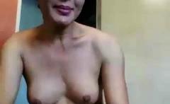 Hairy brunette milf kate anne masturbating in solo
