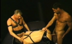 Sexy fisting and video gay bare xxx It's a 'three-for-all' m