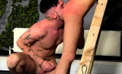 Bubble butt gay twink bondage He's been given the sugary-swe