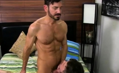 Teacher and student male gay porn Although muscle daddy Brya