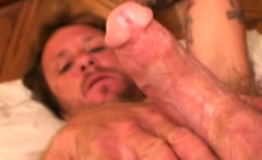 Mature Amateur Tommy Beating Off