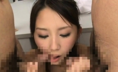 Breasty Businesswoman Recieves A Hard Wang From Her Boss