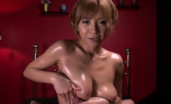 Oiled Up Teen Sumire Matsu Suc - More at Slurpjp.com