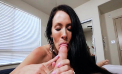 Reagan Foxx Gave Her all to her son