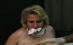 Amateur chick pussy shagged in thraldom scenes