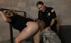 Black ts fucks guy Fake Soldier Gets Used as a Fuck Toy