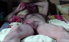Blow job my wife with prostate massage