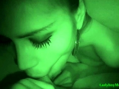 Homemade Blowjob From Ladyboy Bow