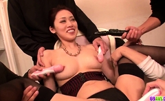 Super steamy Asian group sex - More at 69avs.com