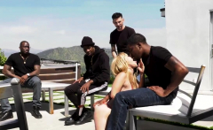 Lilly Lit Interracial Gangbang Cuckold Sessions