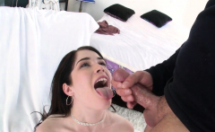 Evelyn Claire is too hot to resist in her debut scene, she