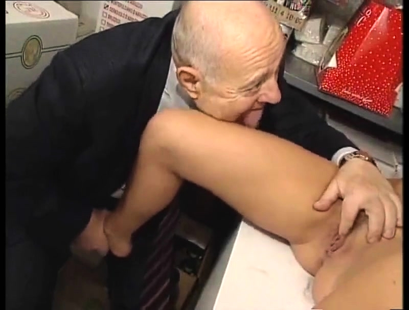 Italian old young with big boobs