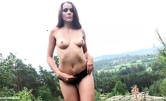 Eliska On the Hill CzechCheeks