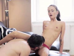 Old4k. Tina Walker Deals With Mature