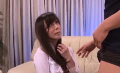 Spicy mature asian Reiko Sawamura does something