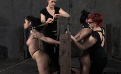 Getting despicable punishment delights tough wet crack