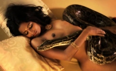 Bollywood Beauty Is Perfect Naked And Dance Gracefully