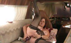 Samantha luvcox belly inflation tmb-962