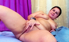 Chubby Curvy Short Hair Mom Fuck by Huge Cock Step Son