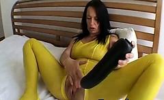 Marvelous Teen Pantyhose Porn