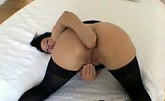 Amazing Beauty Pantyhose Fetish